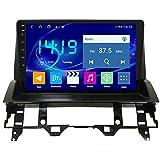 CARACHOME 10-Zoll-Full-Touch-Android 10-Auto-GPS-Navigation Multimedia-Radio-Player für Mazda 6 2004-2010 Support Mirror Link Bluetooth Freisprech-Lenkradsteuerung,4g&WiFi 4+64g