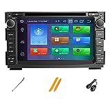 HAZYJT 7 Zoll Android 10.0 Autoradio Unterstützt GPS-navi Carplay Dsp Bluetooth Dvb-t/t2 WiFi 4g Dab+ 4gb Ram+64gb Rom Auto Navigation Stereo Radio Kompatibel Mit Kia Ceed 2010 2011 2012