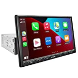 ATOTO F7 Digital Media-Receiver-F7G1A8PE CarPlay & Android Auto mit Bluetooth, HD LRV (Live-Rückansicht), Telefonspiegelung (AutoLink), USB/SD (bis zu 2 TB Speicher) (Pro Edition)(8 Zoll)