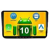 9' Android 10.0 2GB 32GB Built-in Carplay Android Auto GPS Autoradio Navigation für VW Passat B6 Golf 5 6 Touran Tiguan Transporter T5 Polo Caddy Skoda Seat BT WiFi 4G OBD2