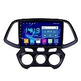 KLL Autostereo Android 10.0 Auto Navigation armaturenbrett System für Hyundai Sandro 2018 Unterstützt Bluetooth + CD WiFi Auto USB Lenkradsteuerung
