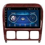 HYCy Auto-DVD-Player Multimedia-GPS-Navigation Ist Geeignet Für Mercedes-Benz S-Klasse W220 / S280 Auto Smart MP5 DVD-Navigator 1 + 16G-Unterstützung WiFi-Handyverbindung